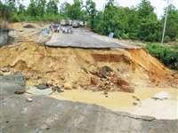 अंबिकापुर में मूसलाधार बारिश से जनजीवन अस्त व्यस्त