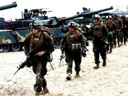 America Coalition Army: सीरिया से अमेरिकी नेतृत्व वाली गठबंधन सेना की वापसी शुरू