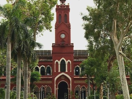 AMU आतंकी वानी की जनाजे की नमाज को लेकर बवाल, विश्वविद्यालय बोला- खबर झूठी