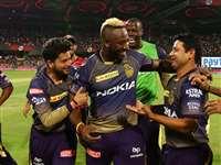 IPL 2019 KKR vs RCB : रसेल की चोट ने बढ़ाई कोलकाता की चिंता