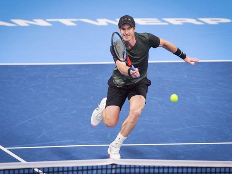 ATP Tennis: 2017 के बाद पहली बार फाइनल में पहुंचे मरे, अब सामना वावरिंका से