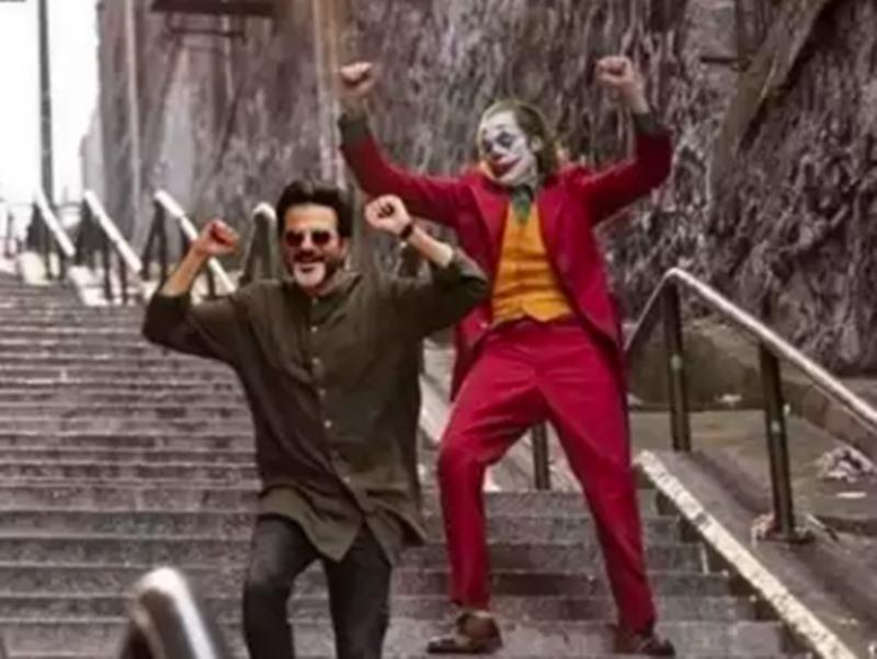 Joker Movie: अनिल कपूर ने भी की Joker पर बात लेकिन राम-लखन ट्विस्ट के साथ, शेयर किया Meme