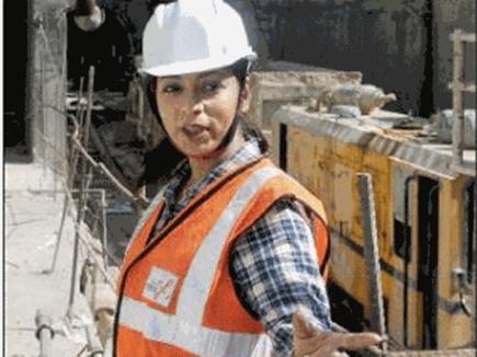 देश की अकेली महिला टनल इंजीनियर हैं एनी रॉय