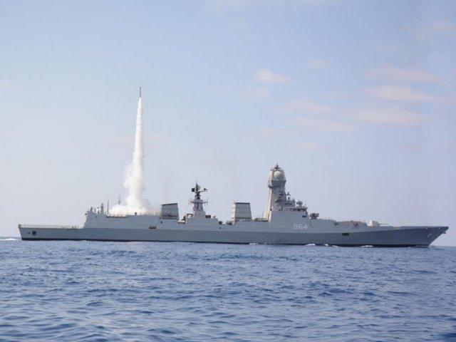 भारतीय नौसेना की बड़ी उपलब्धि, एंटी एयर वारफेयर की क्षमता हुई हासिल