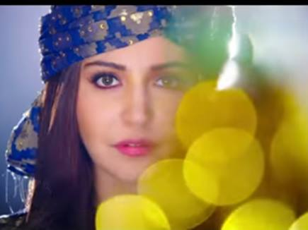'फिल्लौरी' के नए गीत के लिए 'रैपर' बन गईं अनु्ष्का शर्मा