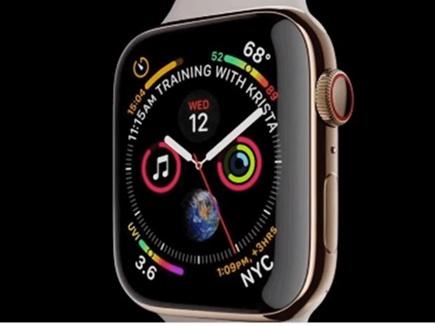 इवेंट में छाई रही Apple वॉच, ऑप्टिकल हार्ट सेंसर के साथ ECG का भी फीचर