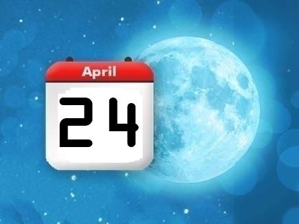 राशिफल 24 अप्रैल: टेंशन खत्म होगी, खुशी-खुशी बीतेगा दिन