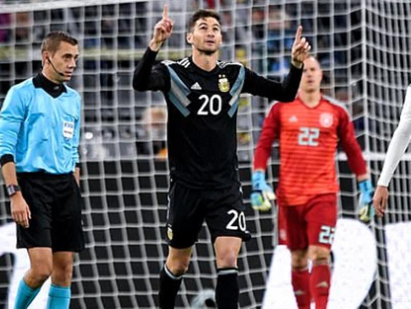 Friendly Football Match: अर्जेंटीना ने पिछड़ने के बाद वापसी कर जर्मनी को बराबरी पर रोका