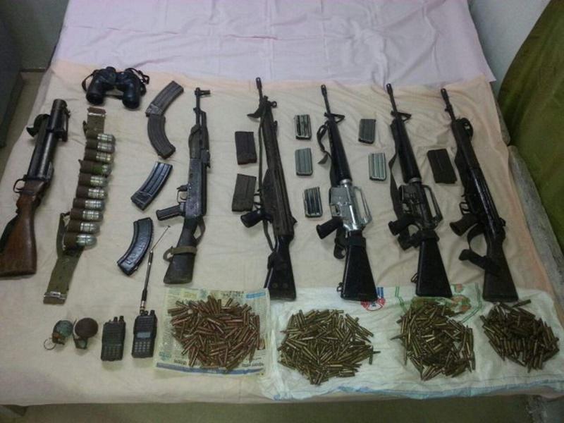 Arms Seized: दिल्ली पुलिस ने पकड़ी हथियारों की बड़ी खेप, एक तस्कर गिरफ्तार