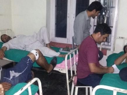 अमरनाथ से लौट रहे सेना के जवान पुलिसकर्मियों से भिड़े, 6 घायल