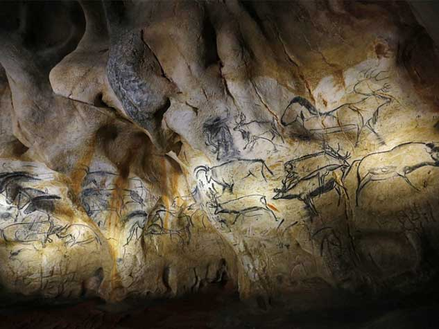 ये हैं 35 हजार साल पुरानी सभ्यता की निशानी