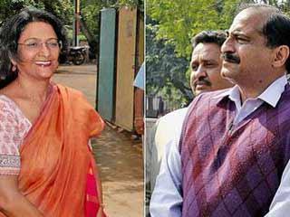 आईएएस अरविंद और टीनू जोशी को सरकार ने किया बर्खास्त