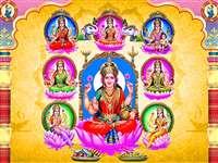 Happy Diwali 2019: देवी लक्ष्मी के इन आठ स्वरूपों की आराधना से मिलती है ऐसी सिद्धि
