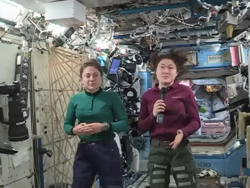 अंतरिक्ष में पहली बार सिर्फ महिला अंतरिक्षयात्री करेंगी चहल-कदमी, तैयार है नासा