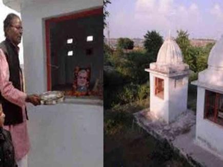ग्वालियर में है अटल जी का मंदिर, रोज होती है पूजा-अर्चना