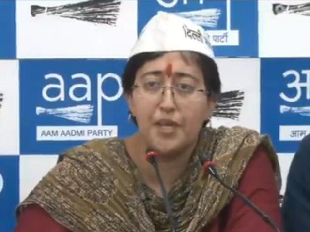 AAP नेता आतिशी ने गंभीर पर लगाया आरोप, गौतम ने केजरीवाल को दी साबित करने की चुनौती