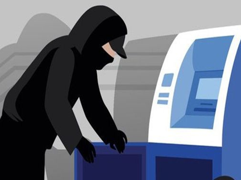 Image result for atm robbery cutter demo pic