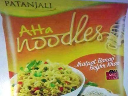 रामदेव का दावा, मैगी को पछाड़ पतंजलि बनेगा टॉप नूडल ब्रांड