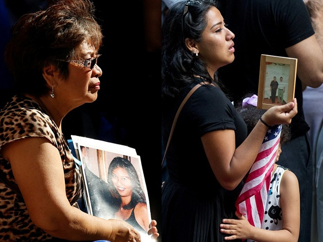 9/11 की 15वीं बरसी पर पीड़ितों को दी श्रद्धांजलि