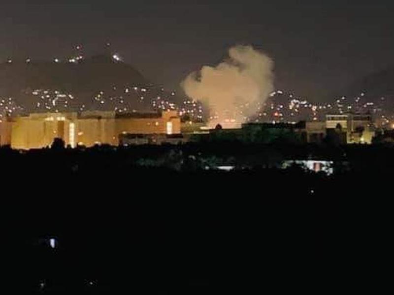 11 सितंबर की बरसी पर काबुल में अमेरिकी दूतावास पर रॉकेट से हमला