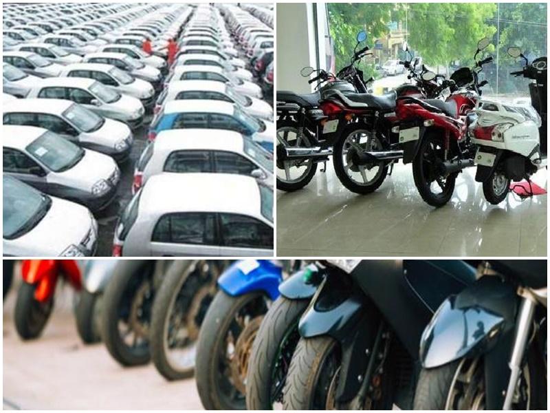 वाहन बिक्री में सबसे बड़ी गिरावट, 15 हजार नौकरियां गईं, 10 लाख पर मंडराया खतरा