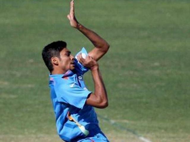 इंदौर के आवेश वेस्टइंडीज 'ए' के खिलाफ सीरीज के लिए भारत 'ए' टीम में