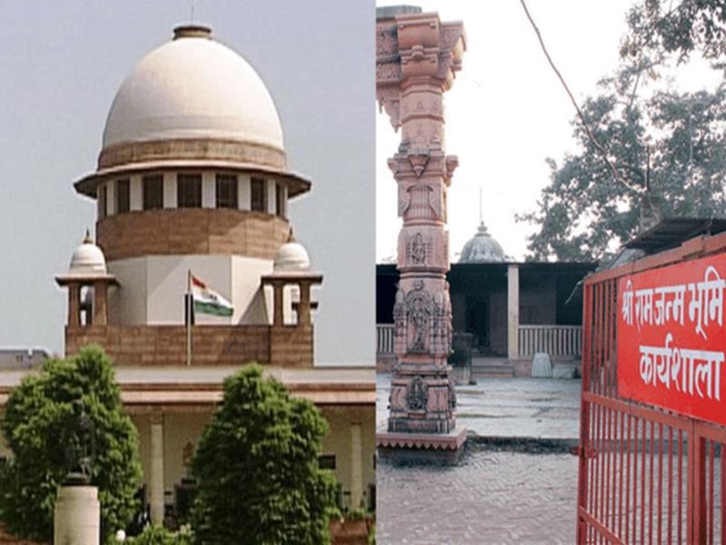 Ayodhya Land Case: चीफ जस्टिस का अहम फैसला, अयोध्या केस में कल पूरी हो जाएगी सुनवाई