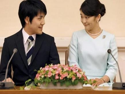 जापान की राजकुमारी ने आम आदमी से शादी के लिए छोड़ा शाही दर्जा