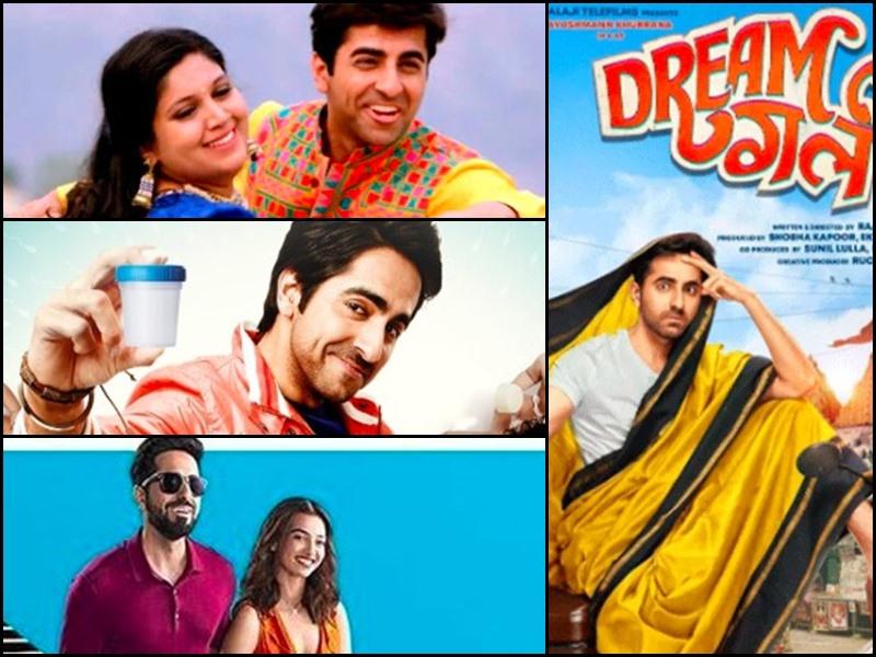 Happy Birthday Ayushmann Khurrana: आयुष्मान खुराना की फिल्मों को खास बनाती हैं ये 5 बातें