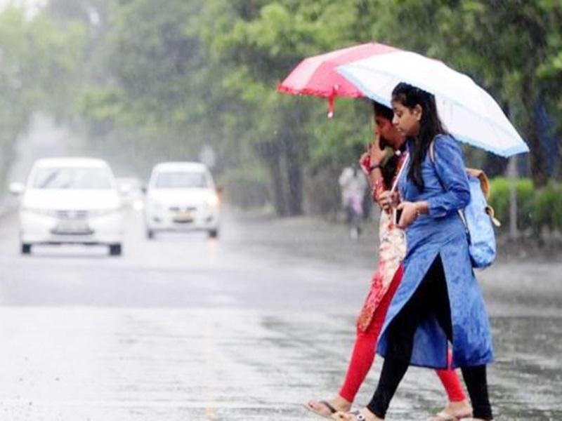 मानसून फिर हुआ सक्रिय, अब भी मध्यप्रदेश में समान्य से 10 फीसदी कम बारिश