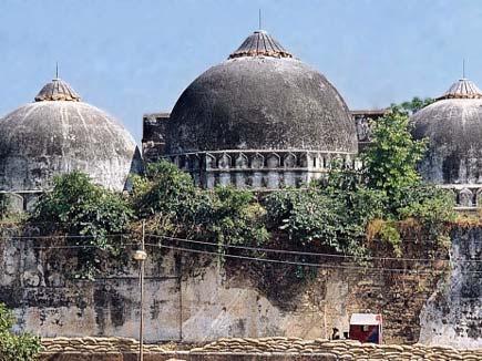 राम मंदिर मुद्दा