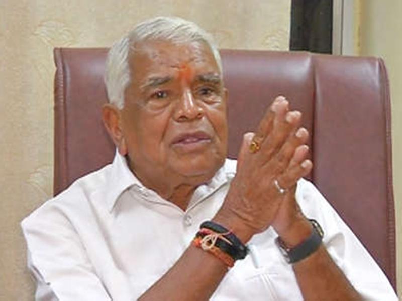 Bhopal News : पूर्व मुख्यमंत्री बाबूलाल गौर की हालत नाजुक, वेंटीलेटर पर रखा