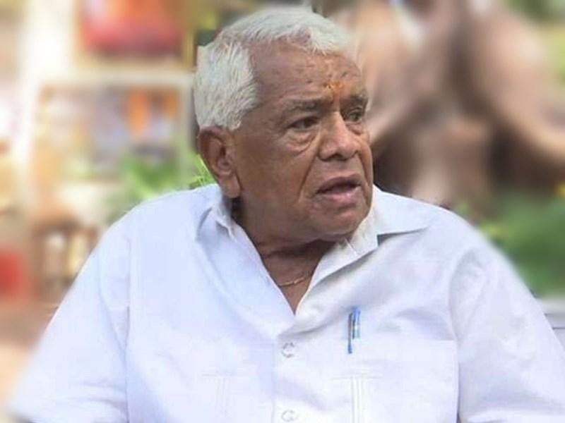 बाबूलाल गौर के निधन से मध्यप्रदेश की राजनीति में छाया शोक ! Bhopal News