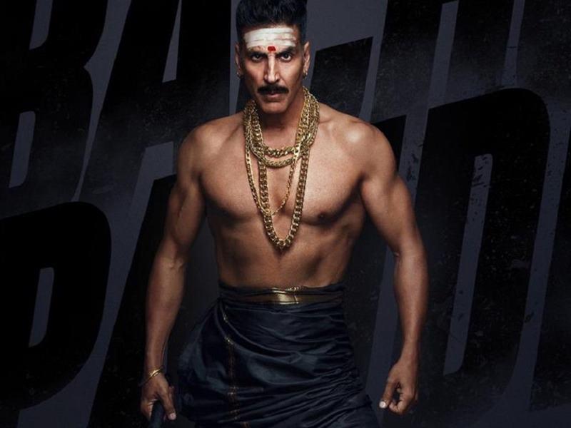 Bachchan Pandey First Look: माथे पर भस्म और गले में माला पहने अक्षय दिखा रहे हैं तेवर, Viral हुआ बच्चन पांडे का Look