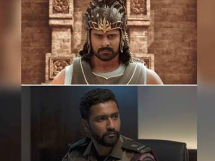 Box Office : 'बाहुबली 2' से रोज इतना ज्यादा कमा रही है 'उरी'