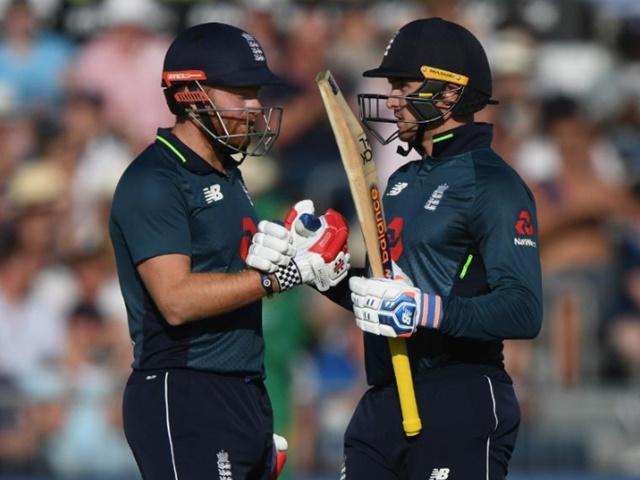 Eng vs Pak 3rd ODI : बेयरस्टो के शतक से इंग्लैंड ने हासिल किया रिकॉर्ड टारगेट