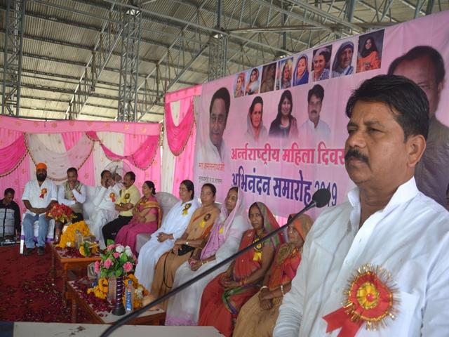 Madhya Pradesh : महिलाओं को सुरक्षा के लिए देंगे स्मार्टफोन : गृहमंत्री बाला बच्चन
