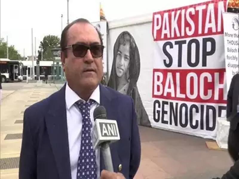 UNHRC में बलोच कार्यकर्ता ने कहा- आतंकियों की पनाहगाह है पाकिस्तान
