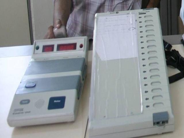 Lok Sabha Elections 2019 : मध्यप्रदेश में बैतूल छोड़कर सभी जगह लगेंगी दो-दो बैलेट यूनिट