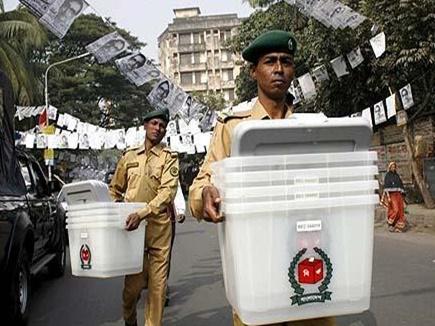 बांग्लादेश में चुनाव 23 दिसंबर को,पहली बार होगा ईवीएम का इस्तेमाल