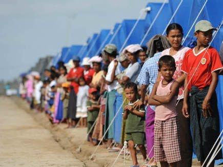 बांग्लादेश से 508 हिंदुओं की होगी म्यांमार वापसी