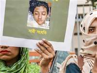 प्रिंसिपल के कहने पर बांग्लादेश में छात्रा को जिंदा जलाया, इस बात का डाल रहे थे दबाव