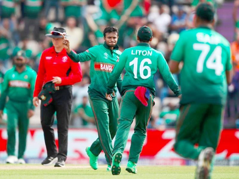 ICC Cricket World Cup 2019 BANvsAFG: बांग्लादेश ने अफगानिस्तान को दी शिकस्त