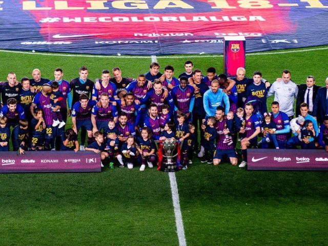 La Liga: बार्सिलोना ने 26वीं बार जीता ला लीगा खिताब, लेवांते को हराया