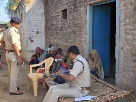बड़वानी जिले में घर में मिला महिला का शव, पति पर संदेह, पुलिस जांच में जुटी