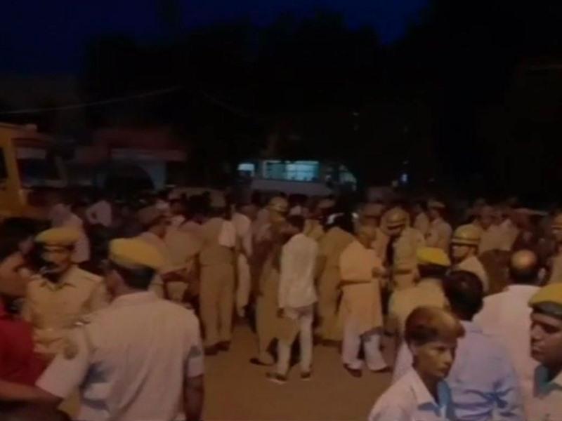 Dholpur: पुलिस और माफिया के बीच मुठभेड़, दो की मौत, सात घायल