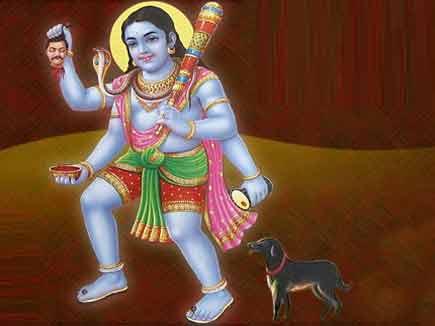 भगवान भैरव का नाम इसलिए है 'बटुक' भैरव
