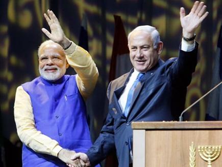 अहमदाबादः इजरायल के प्रधानमंत्री बेंजामिन नेतन्याहू के साथ रोड शो करेंगे पीएम मोदी