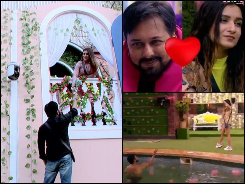 Bigg Boss 13 Day 8 Highlights: सिद्धार्थ डे और शेफाली बग्गा के बीच शुरू हुआ रोमांस, शाहरुख का गाना गाकर किया इम्प्रेस