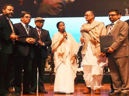 BGBS 2018 : पश्चिम बंगाल को मिले 2.20 लाख करोड़ के निवेश प्रस्ताव